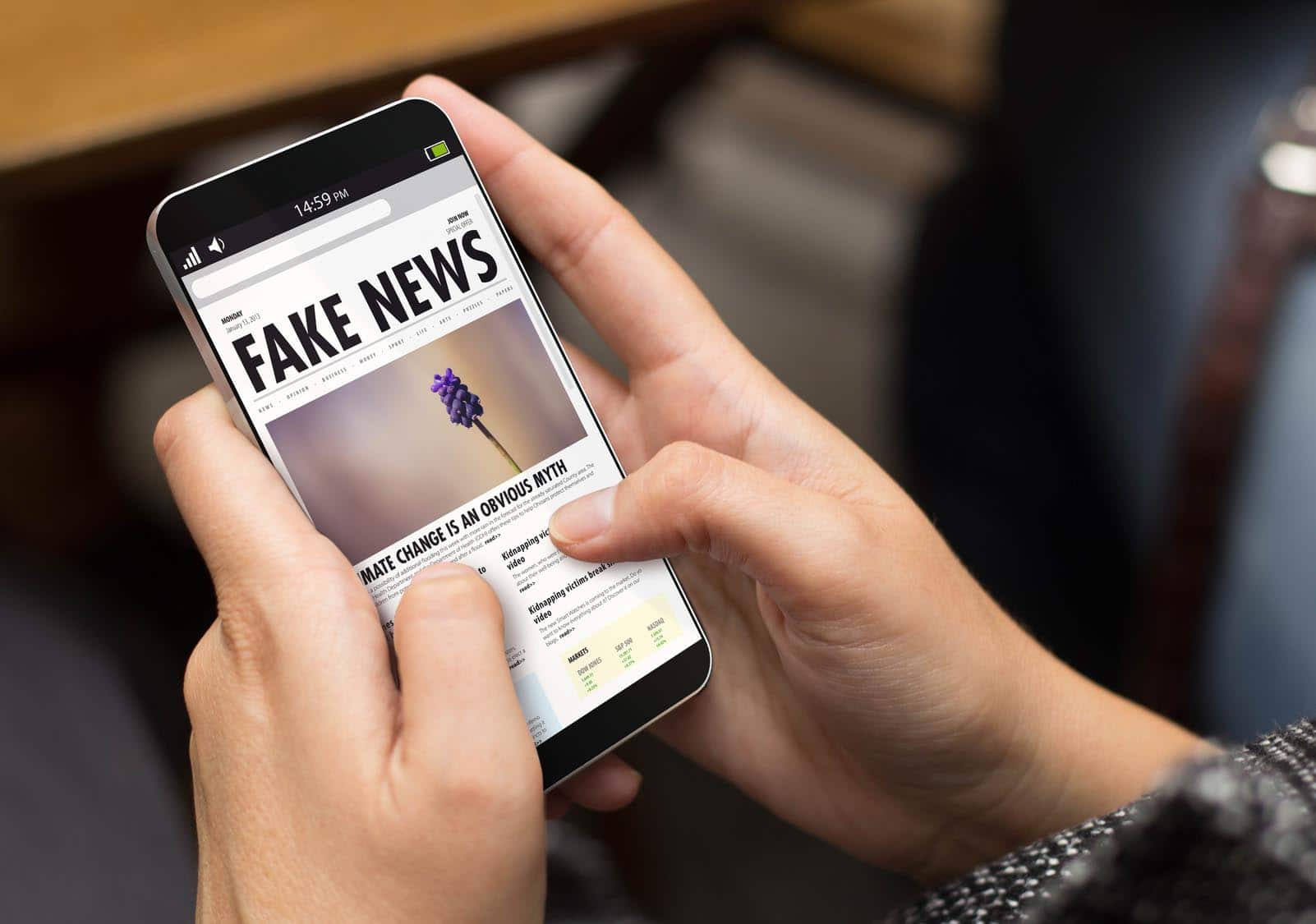 Communication tips based on fake news