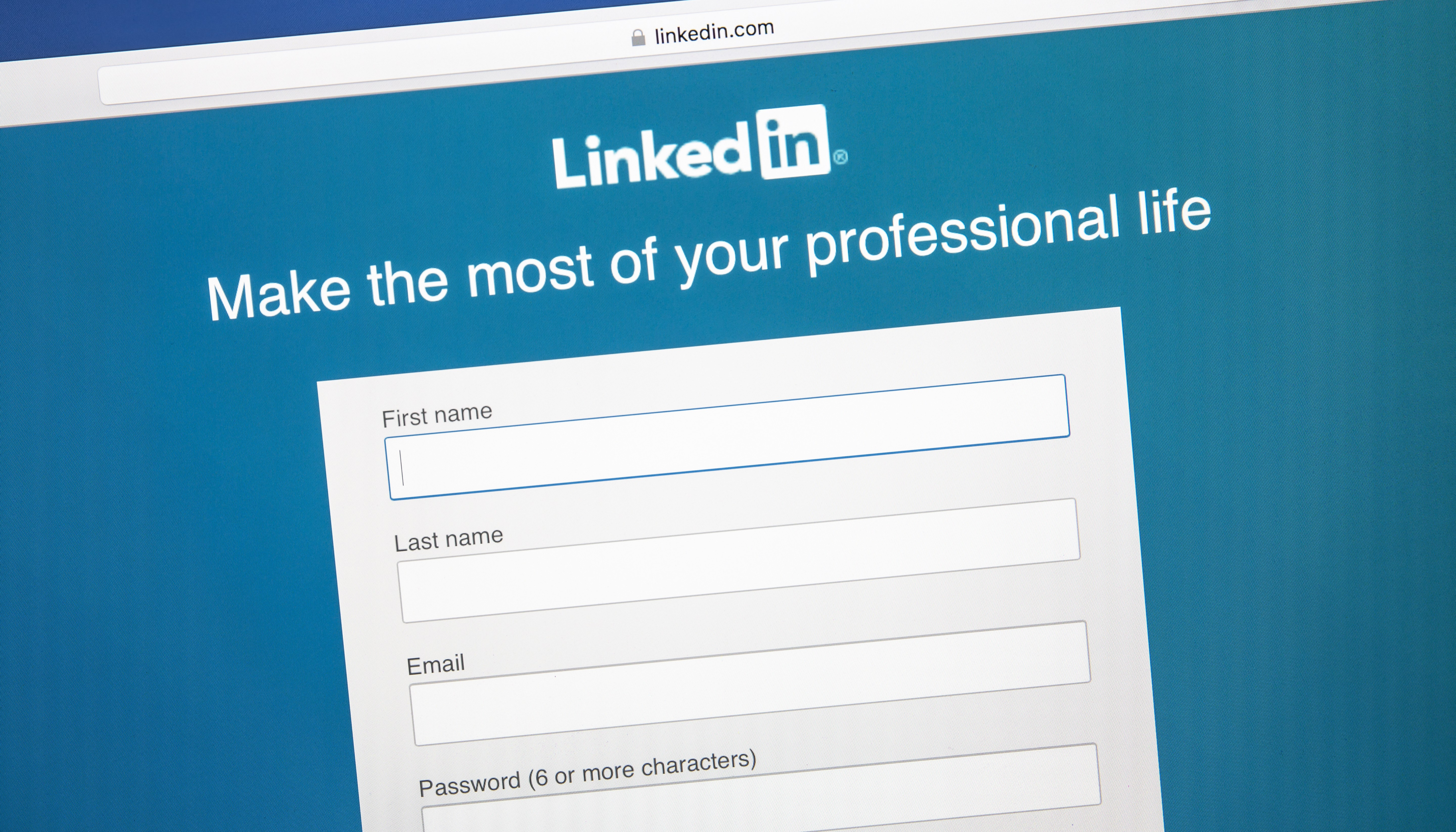 5 tips for your LinkedIn profile