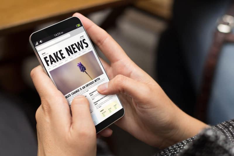 Communication tips based on fake news