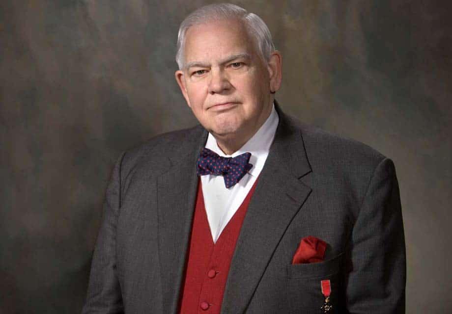 James C. Humes: Charisma and leadership