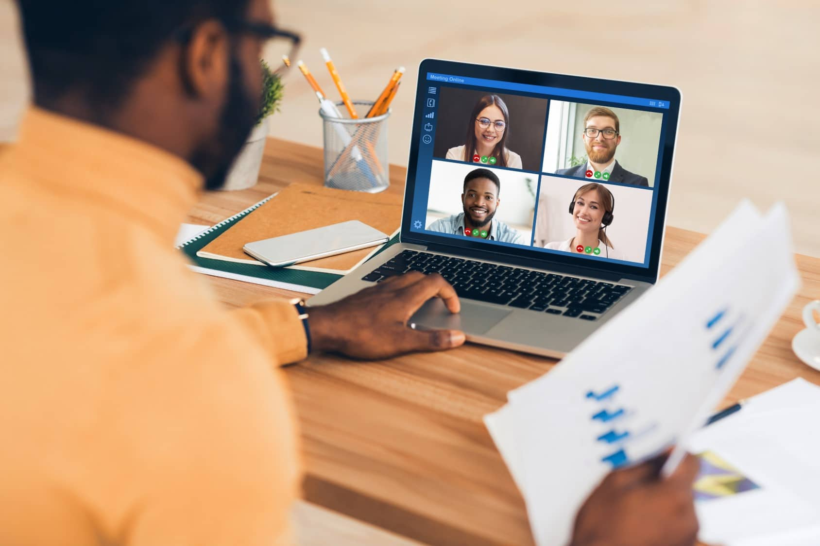 Distance learning: how to host online training courses?