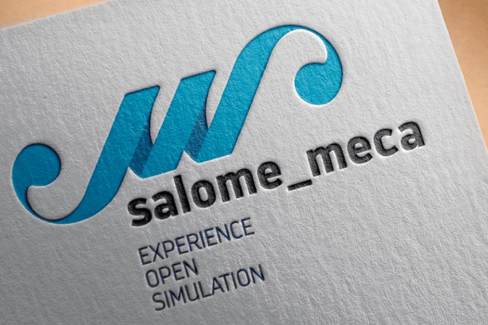 Salome_meca logo