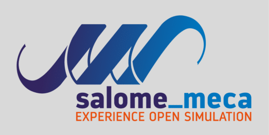 Logo: Salome meca