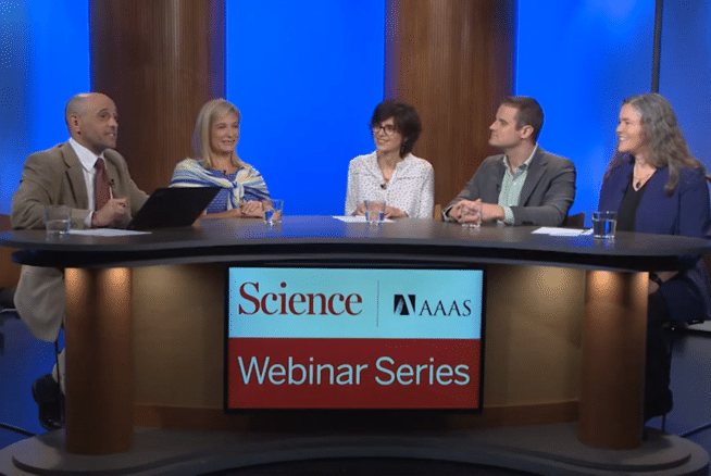 Science communication webinar with Alexia Youknovsky, founder and CEO of Agent Majeur